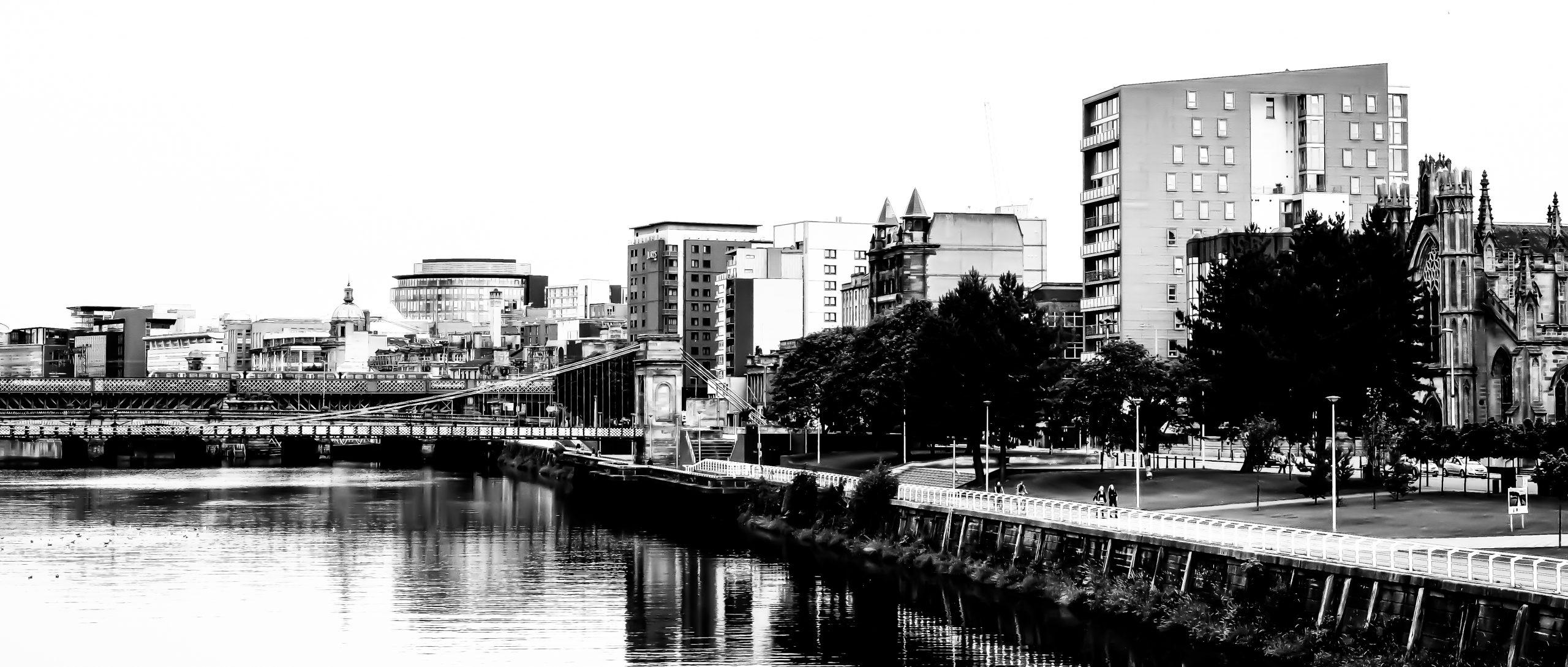 Glasgow From The Bridge